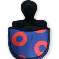 Donut Mallet Style Golf Putter Cover