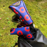 Donut Blade Style Golf Putter Cover