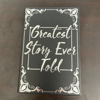 Greatest Story Ever Told Stash Book