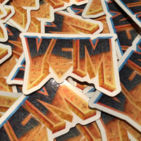 YEM Doom Stickers