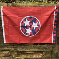 Tennessee State Donut Flag