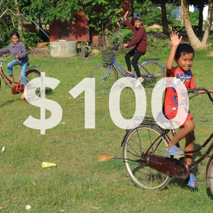 Bicycle Repair - $100