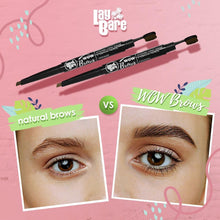 Load image into Gallery viewer, Eyebrow Pencil - Chocolate - Lay Bare Waxing Salon - US