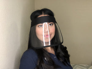 Face Shield - 5 Pack - Lay Bare Waxing Salon - US