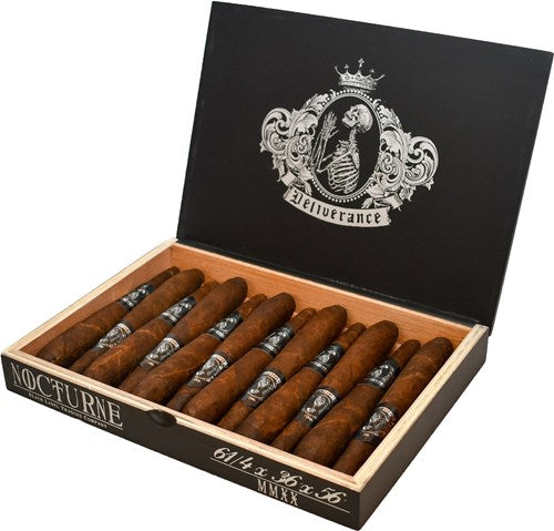 Oveja Negra Deliverance Nocturne Tall - AME Cigars