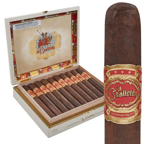 Crowned Heads La Coalicion Siglo - AME Cigars