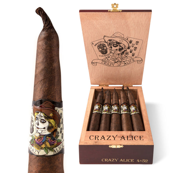 Deadwood Crazy Alice - AME Cigars