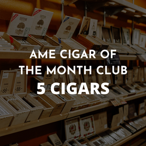 AME Cigars of the Month Subscription