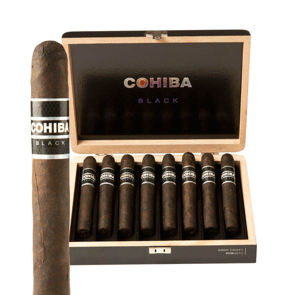 5.5 x 50 Cohiba Black Robusto