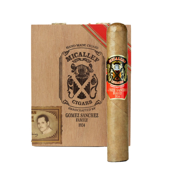 Micallef Cigars Connecticut Robusto - AME Cigars