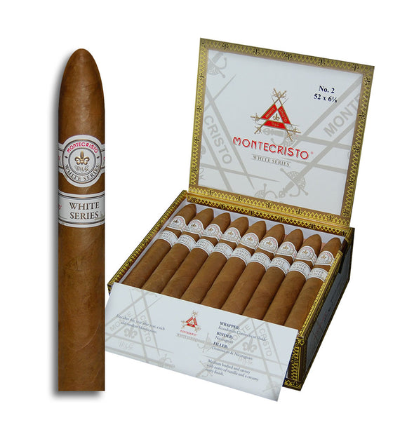 Montecristo White Series No. 2 - AME Cigars