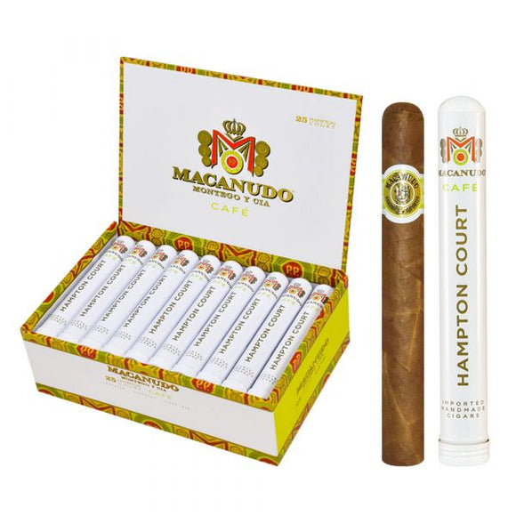 Macanudo Hampton Court Cafe - AME Cigars