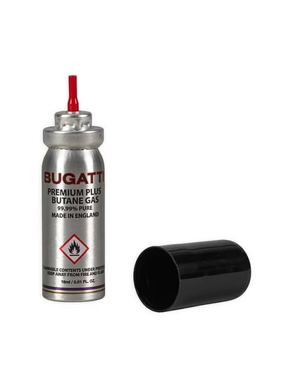 Bugatti Butane Gas 18ML Cartridges