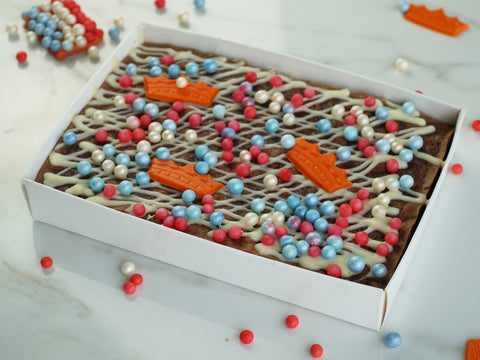 Sweetbox - Koningsdag Brownie
