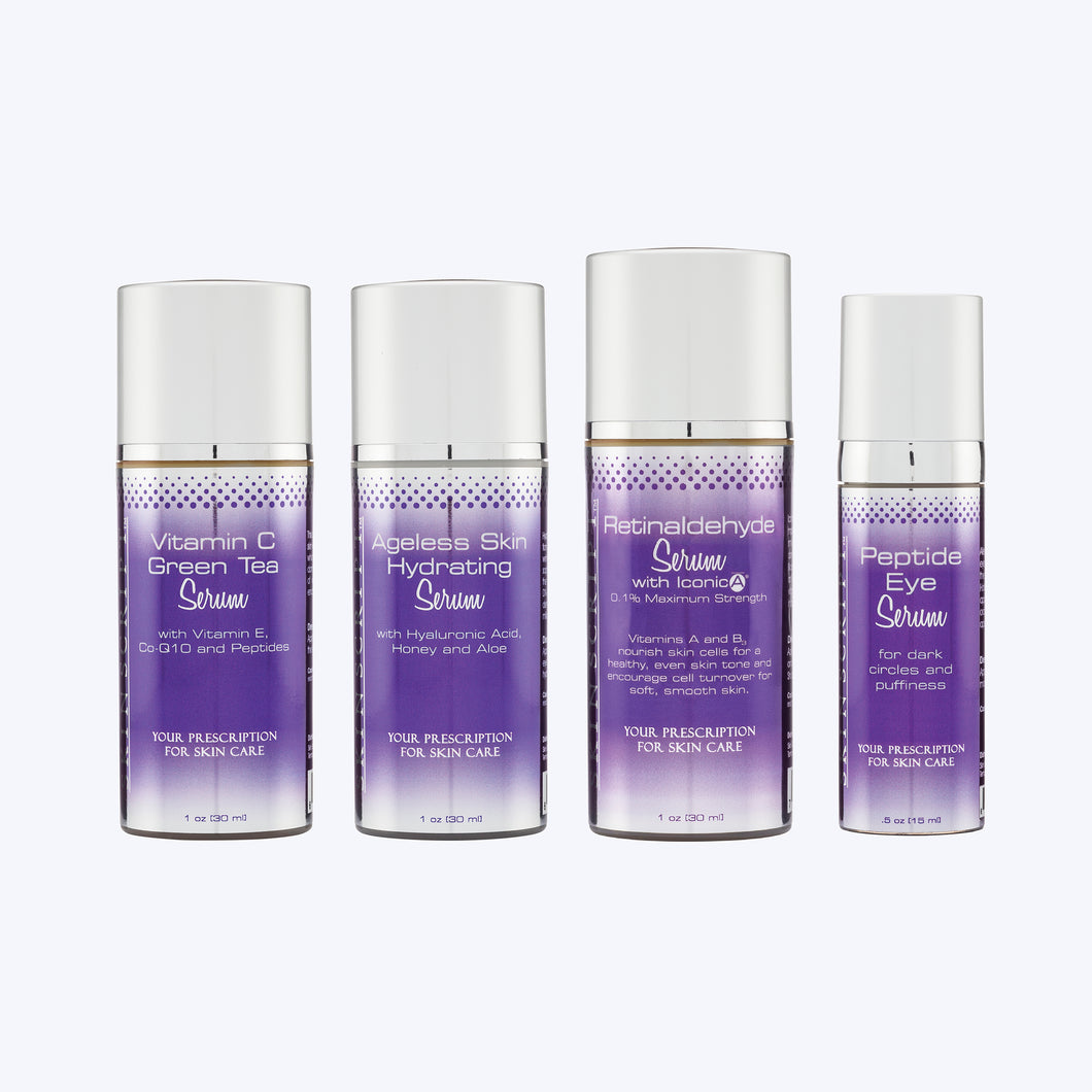 Skin Script The Lite Restore Four Kit