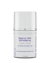 Load image into Gallery viewer, Skin Script Retinol 2% Exfoliating Scrub/Mask