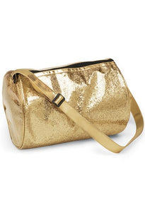 Dancer's Glitter Tube Bag
