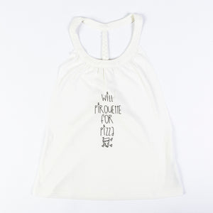 Mad Ally Pirouette Singlet Top