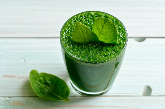 Green Detox Splash fresh drink