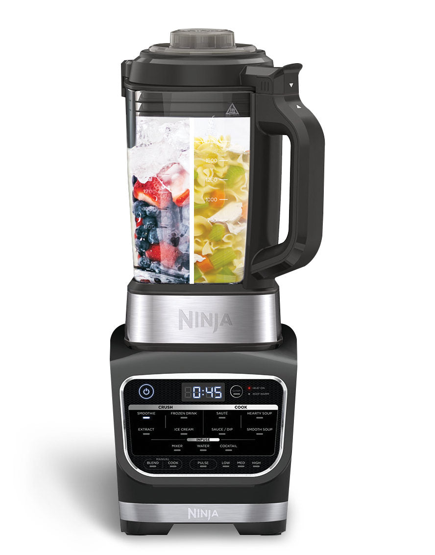 What makes the Ninja Foodi Cold and Hot Blender different