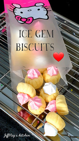 Ice Gem biscuit recipe