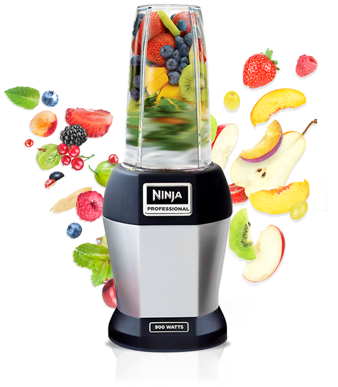 bl450 blender with truits