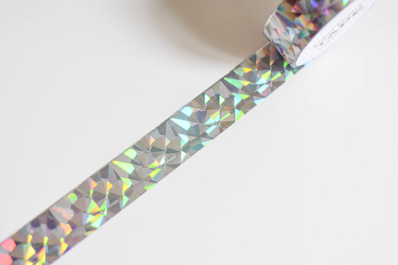 Paper Poetry Holografisches Washi Tape Papierklebeband Maskingtape