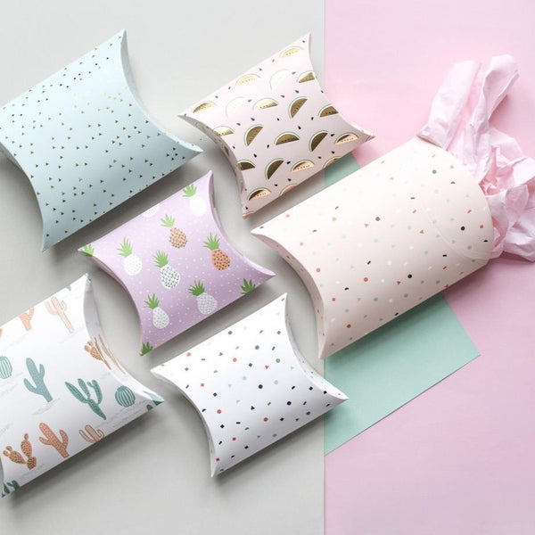 Paper Poetry Geschenkschachteln Set Tropical Spring