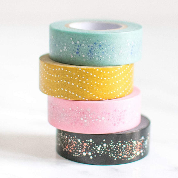 4x Washi Tape Mermaids