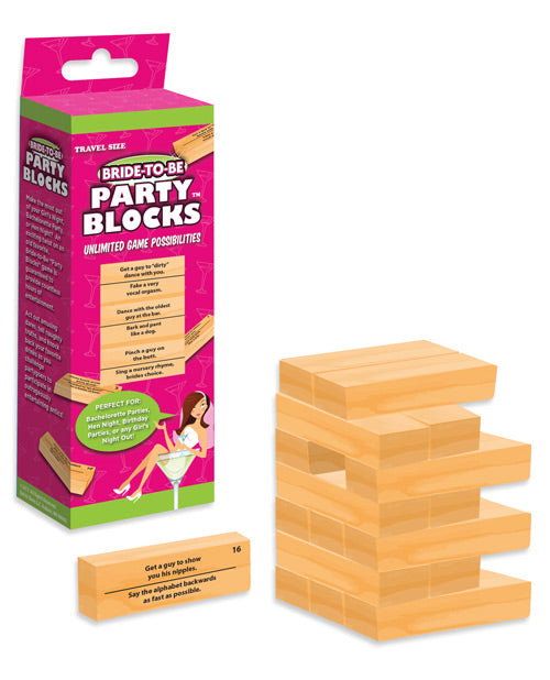 Bride-to-Be Party Blocks Game - XSexStore