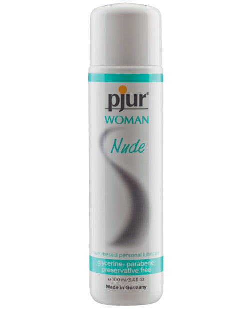 Pjur Woman Nude Water Based Personal Lubricant- 100 Ml - XSexStore