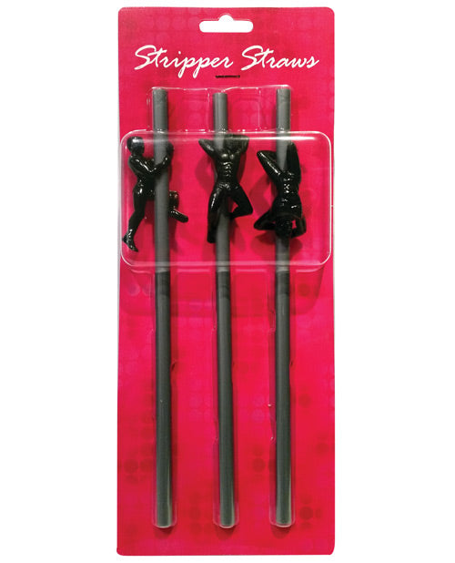 Groom To Be Stripper Straws - XSexStore