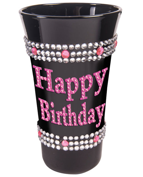 Happy Birthday Shot Glass - XSexStore