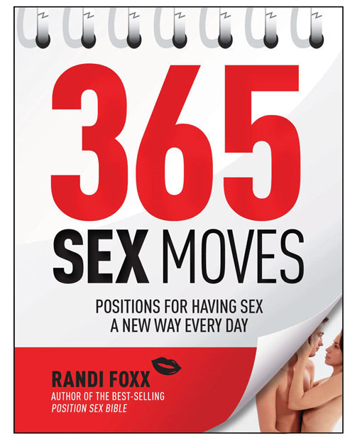 365 Sex Moves Book - XSexStore