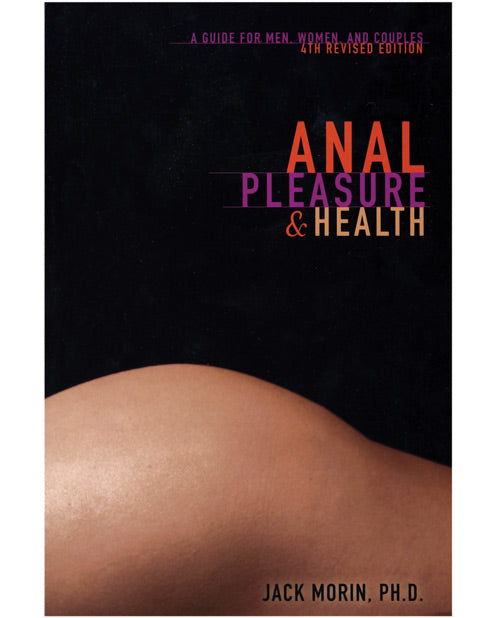 Anal Pleasure & Health Book - XSexStore