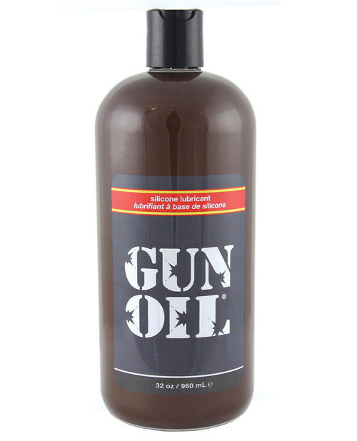 Gun Oil w/ Pump - 16oz & 32oz - XSexStore