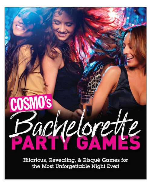 Cosmo's Bachelorette Party Card Games - XSexStore