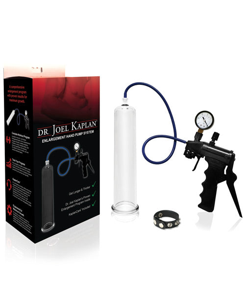 Dr. Joel Kaplan Male Enlargement Pump System - XSexStore