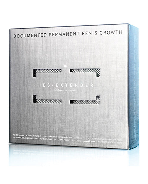 Jes Extender Titanium Penis Enlarger Kit - XSexStore