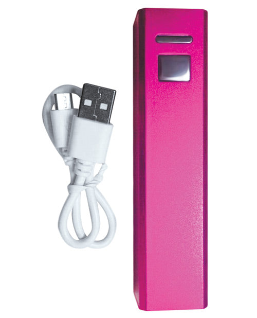 Palm Power Plug & Play Personal Vibrator - XSexStore