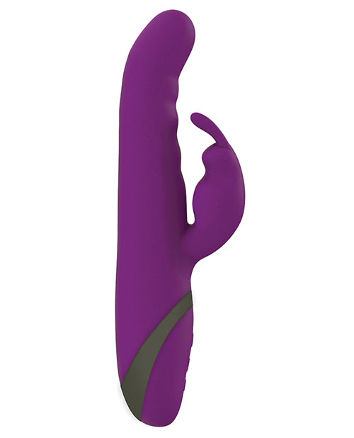 Commotion Cha Cha Thrusting Rabbit Style Vibrator - XSexStore