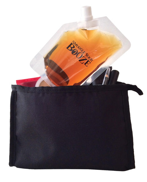 Cosmetic Bag Stealth Flask - XSexStore