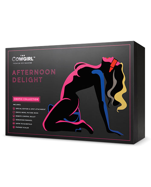 The Cowgirl Afternoon Delight Erotica Set - XSexStore