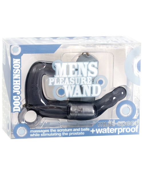 Men's Pleasure Wand Waterproof - Charcoal - XSexStore