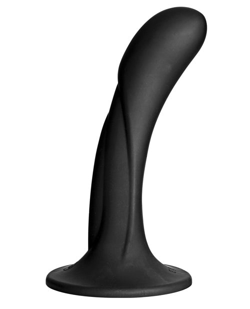 Vac-u-lock G Spot Vibrating Pleasure Set - Black - XSexStore