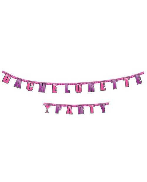 Bachelorette Jointed Banner - XSexStore