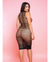 Fishnet Ride Or Die Dress. Plus Size Available - XSexStore