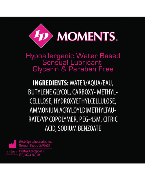 ID Moments Water-Based - XSexStore