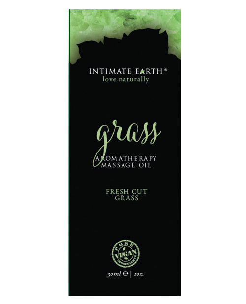 Intimate Earth Massage Oil Foil- 30ml - XSexStore