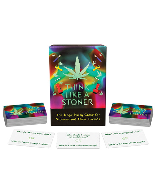Think Like A Stoner- The Dope Party Game For Stoners & Their Friends - XSexStore